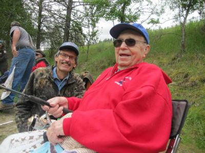 Veterans Fishing Day 2016